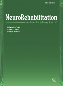 Effects of whole-body vibration training on physical function in patients with Multiple Sclerosis  Christoph Hilgers, Annegret Mundermann, Hartmut Riehle, Christian Dettmers ,  NeuroRehabilitation 32 (2013), 655-663,doi: 10.3233/NRE-130888